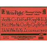 Original big chief writing tablet, primary grades, westab