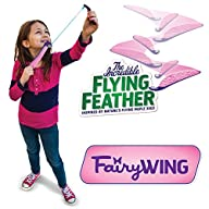 "The Incredible Flying Feather ""Fairy…"