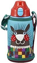 TIGER 水筒 ステンレスボトル 「サハラ」 2WAY コロボックル ハリモグラ 0.6L MBR-A06G-A