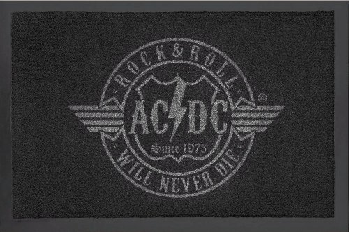 AC/DC Zerbino Rock' n Roll Will Never la. - Zerbino