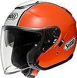 ショウエイ(SHOEI) バイクヘルメット ジェット J-Cruise CORSO(コルソ) TC-8(ORANGE/WHITE) L(59cm)