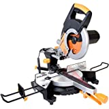 EVOLUTION RAGE32551 RAGE 3 255mm TCT Multipurpose Sliding Mitre Saw 110V