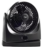 "Ozeri Brezza Oscillating 10"" High Velocity Desk Fan (Misc.)"