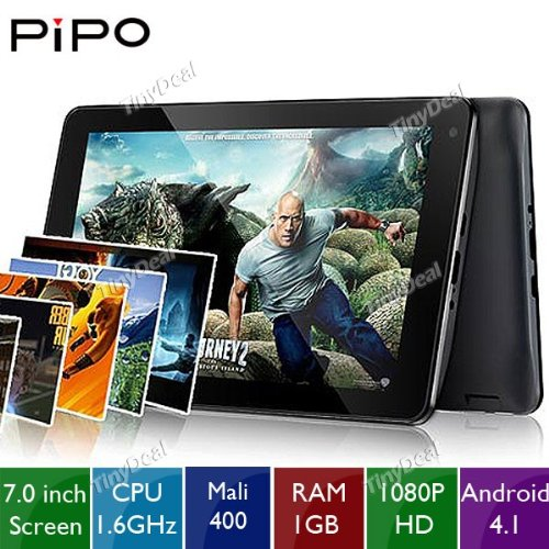 Best Seller (Pipo) Smart-s1s 7 IPS Android 4.2 Rk3066 Dual-core 8gb Tablet Pc w/ Wifi CPU 1.6ghz RAM 1gb L-115348