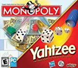 Yahtzee & Monopoly 2 Pack!