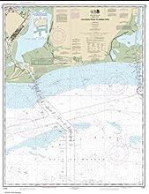 NOAA Chart 11341-Calcasieu Pass to Sabine Pass