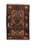 Kilim Carpets by Jalal Alfombra Afg Bel Zakini (Marrón/Multicolor)