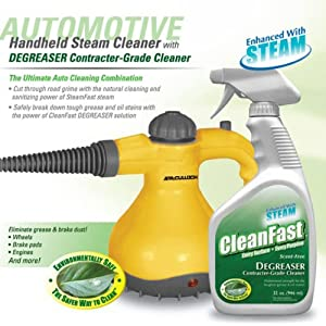 how to clean upholstery with mcculloch steam cleaner