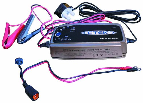 Ctek CTE-XS7000 Car Battery Charger 8 Stage 7Amp 12 Volt (Multi Functional)