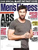 img - for Men's Fitness - April 2012: Maksim Chemerkovskiy, Urijah Faber, The Beef Manifesto, and More! book / textbook / text book