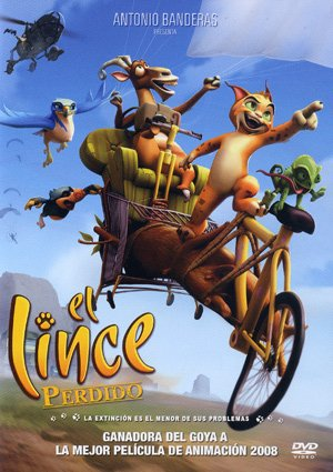 Скачать фильм Пропавший рысенок /Missing Lynx, The / El lince perdido/