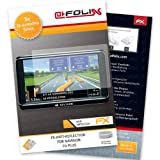 AtFoliX FX-Antireflex screen-protector for Navigon 70 Plus (3 pack) - Anti-reflective screen protection!
