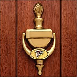 Atlanta Falcons Memory Company Brass Door Knocker NFL Football Fan Shop Sports Team Merchandise