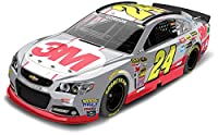 Lionel Racing C2458213MJG Jeff Gordon #24 3M 2015 Chevy SS 1:24 Scale ARC HOTO Official NASCAR Diecast Car