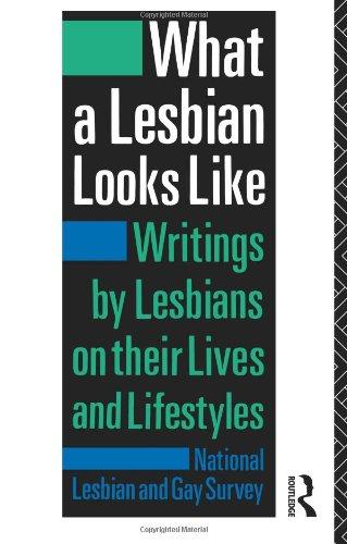 Lo que parece una lesbiana como