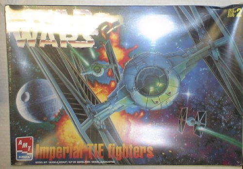 Star Wars Imperial Tie Fighters Model KIT