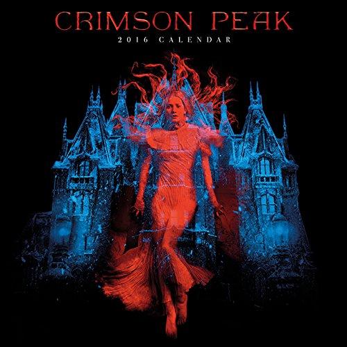 Crimson Peak 2016 Square Calendar