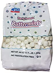 White Buttermints 2.75Lbs