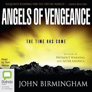 Angels of Vengeance Audiobook