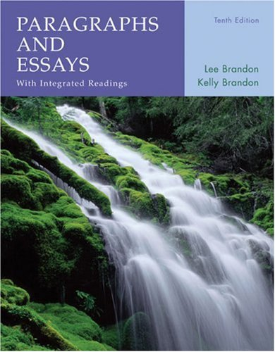 paragraphs and essays with integrated readings 12th edition With integrated readings 12th edition pdf doc, you can first open the paragraphs and essays with integrated readings 12th edition pdf doc and click on on on the black binoculars icon this makes it possible for you to.
