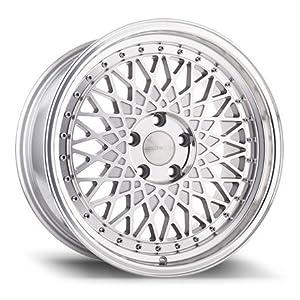 18″ Wheels Rims Avant Garde M220 18×8 18×9 Machinnes Silver Acura TSX 5×114.3
