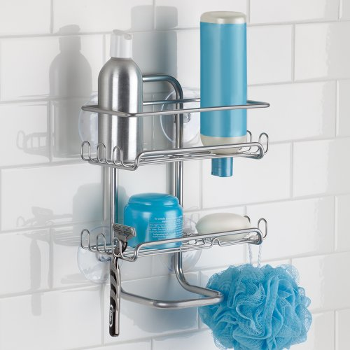 interdesign classico shower caddy rack organizer bathroom