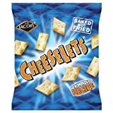 Jacob's Cheeselets Carded Product (Pack of 18)