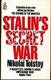 Stalin's Secret War (0330268244) by Tolstoy, Nikolai