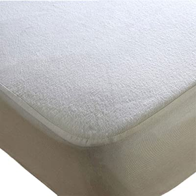 Terry Towel Waterproof Small Single Bunk Mattress Protector Bed Cover