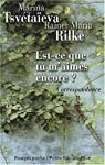 Est-ce que tu m'aimes encore ? par Rainer Maria Rilke