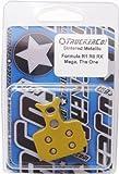 Sintered Metallic brake pads Formula R1, RR1, C1, R0, RX , Mega, The One