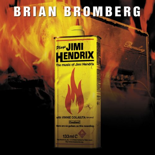 Brian Bromberg - Plays Jimi Hendrix - Zortam Music
