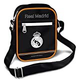 * EXCLUSIVE * Real Madrid Shoulder Bag 22X16X6 CM Leather Look Elegant