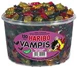 Haribo Vampis, 2er Pack (2 x 1.2 kg)