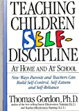 Teaching Children Self-Discipline at Home & At School