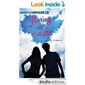 Flirting with Maybe: A Novella (HarperTeen Impulse)