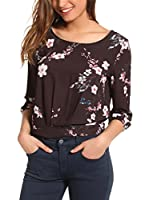 FRENCH CODE Top Betsy (Negro)