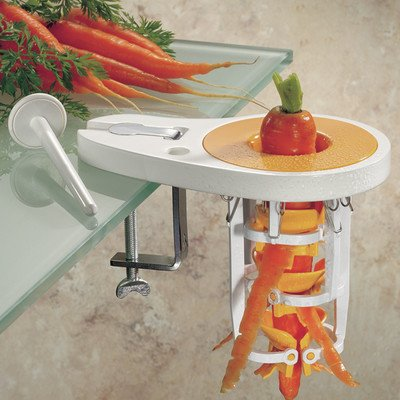 Paderno World Cuisine Upright Carrot Peeler