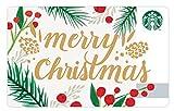 海外 Starbucks 2016 Merry Christmas Card スターバックス メリークリスマスカード スタバクリスマスカード *海外直配送*