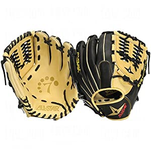 Buy All Star System 7 Pitcher Infield Baseball Gloves Fgs7-Pi Dual Woven Laced by All-Star