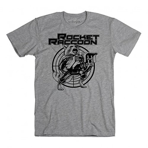 Guardians Of The Galaxy Rocket Raccoon Target T-shirt