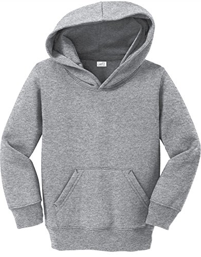Joe's USA - Toddler Hoodies - Soft and Cozy Hooded Sweatshirts Sizes: 2T, 3T, 4T