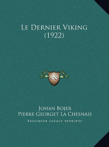 Le Dernier Viking (1922)
