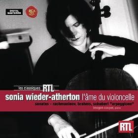 Sonia Wieder Atherton - Coffrets RTL Classiques