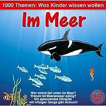 Im Meer (1000 Themen - Was Kinder wissen wollen) Hörspiel von Angela Lenz Gesprochen von: Angela Lenz