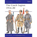 "The Czech Legion 1914-20 (Men-at-Arms)von ""David Bullock"""