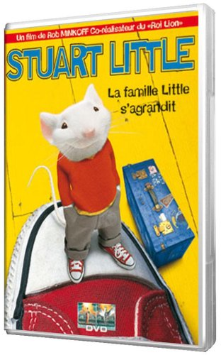 Stuart Little 1 [DVD] [2000]