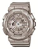 [カシオ]Casio 腕時計 Baby-G ビッグケースシリーズ 【数量限定】 BA-110-8AJF レディース