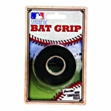 MLB Synthetic Replacement Bat Grip, Black