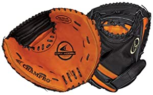 Buy Champro FR Softball Catcher's Mitt (Black Tan, 38-Inch) by Champro